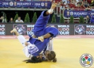 Sappho Coban (GER), Brenda Andriatiana (MAD) - Grand Prix Budapest (2016, HUN) - © IJF Media Team, International Judo Federation